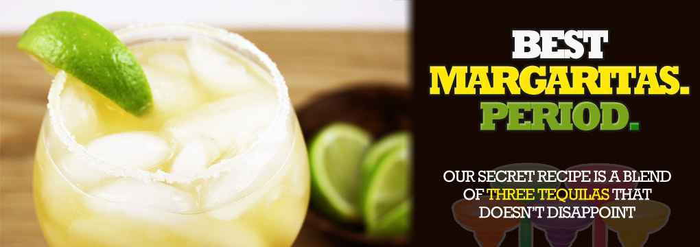 Best Margaritas in Bellevue & Omaha